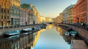 Sankt Petersburg - Venedig des Nordens