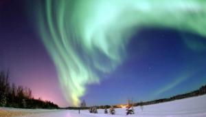 Ideale Reiseziele für das Besichtigen der Aurora Borealis
