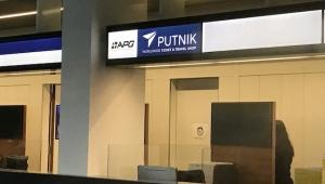 Putnik Travel ist jetzt im Terminal 2