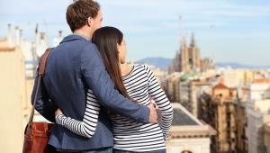 Fünf Traumziele für Valentinstag