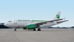 Germania: Direktflüge Zürich - Nis