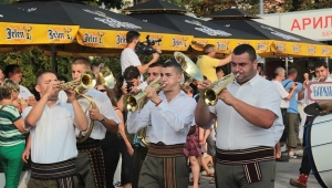 Guča-Trompetenfestival