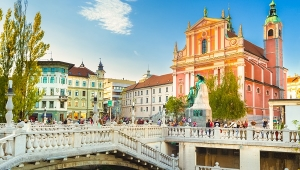 Städtereise: Ljubljana