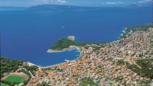 Makarska - eine Stadt zwischen den Bergen und dem Meer