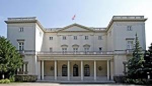 Königshof Dedinje
