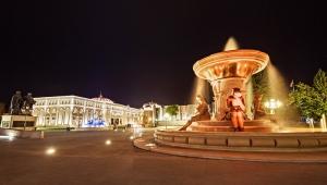 Sehenswürdigkeiten in Skopje
