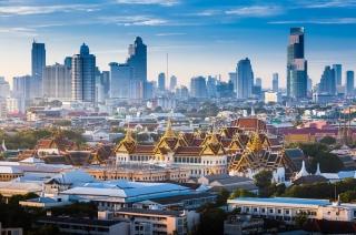 Ein Tag in Bangkok