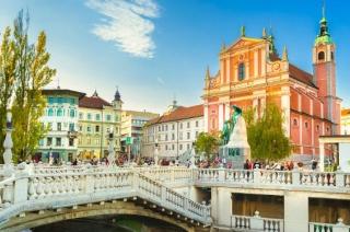 Eine Feier in Ljubljana: 2000 Jahre der Emona