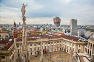Alle Wege führen nach ... Mailand