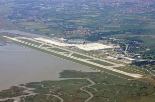 Flughafen Venedig