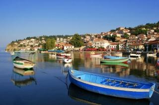 Ohrid-See – Mazedoniens Zentrum im Sommer