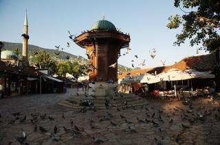 Sarajevo: Baščaršija
