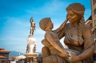 Wussten Sie schon: Skopje...