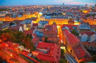 Zagreb - Eine Stadt mit Herz