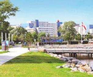 Hotel Ferienpark Heiligenhafen